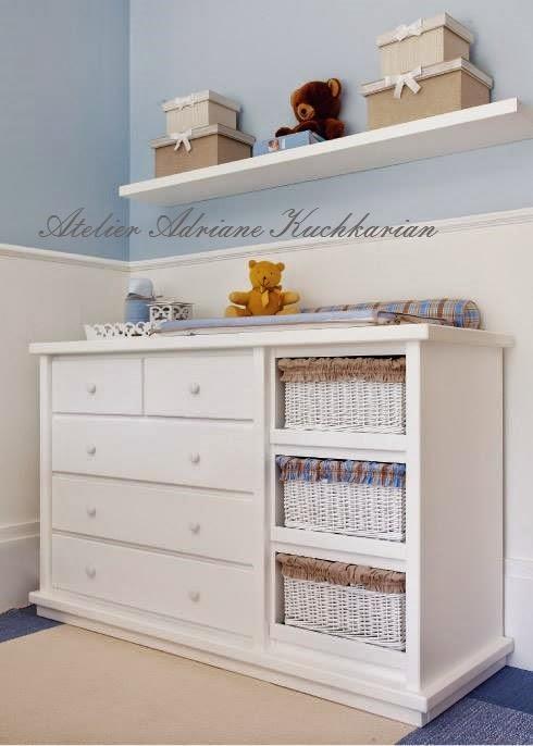 Atelier adriane kuchkarian comodas para quarto de beb e infantil sob medida - Comodas a medida ...