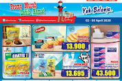Katalog Promo Hari Hari Swalayan KJSM Weekend 9 - 12 April 2020
