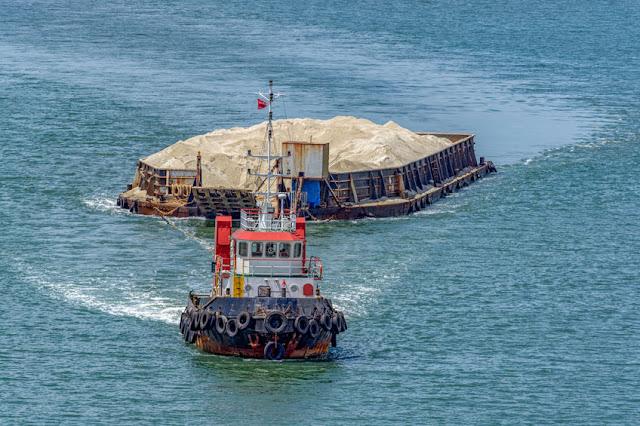 Ketahui Sewa Kapal Tongkang di Tanjung Pinang, Kepulauan Riau
