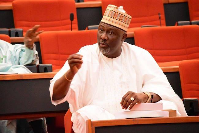 Image result for Senate presidency seat belongs to Nigeria, not APC - Dino Melaye