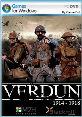 Descargar Verdun pc mega y google drive