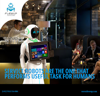 Service Robots For Humans