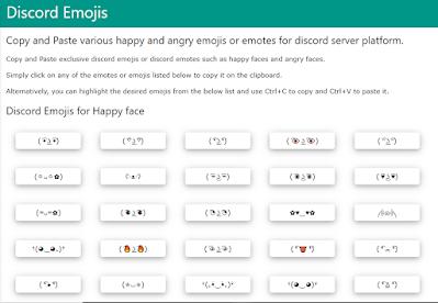 Discord Emojis