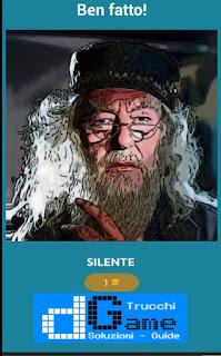 Soluzione Quiz Harry Potter livello 31