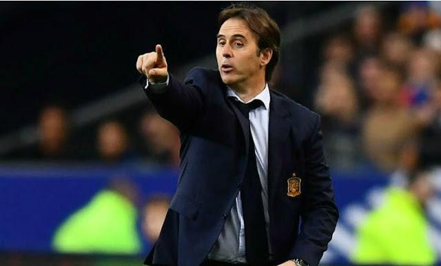 Лопетеги: даже с Роналду «Реал» сильно уступал «Барсе» и «Атлетико» в Примере