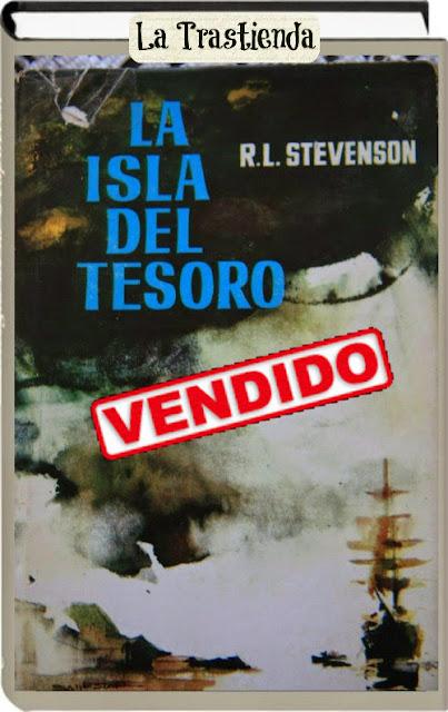 Libro - La Isla del Tesoro - Robert Louis Stevenson