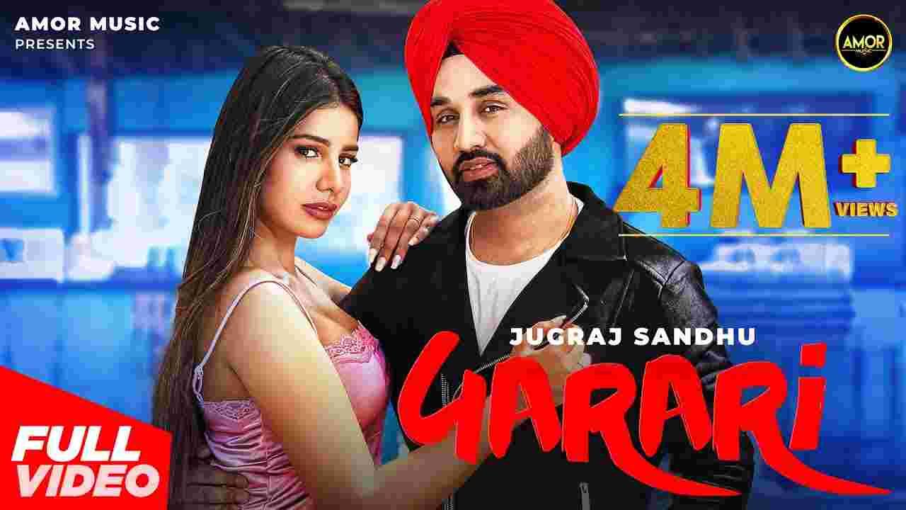 Garari lyrics Jugraj Sandhu x Sarah Khatri Punjabi Song