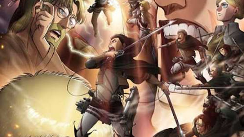 Reseña & Análisis | Shingeki no Kyojin - Temporada III, Parte II, Quinto episodio