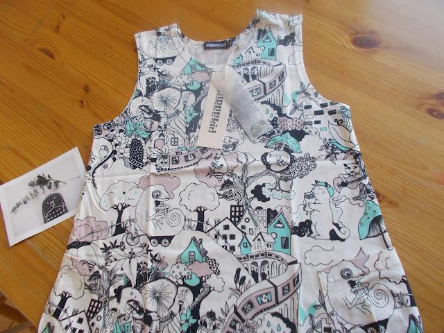 Aarrekid mekko