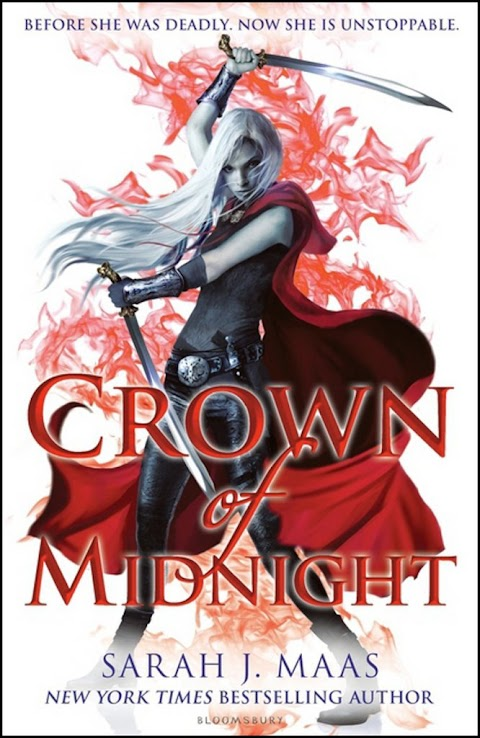 Review: Crown of Midnight (Throne of Glass #2)  by Sarah J Maas