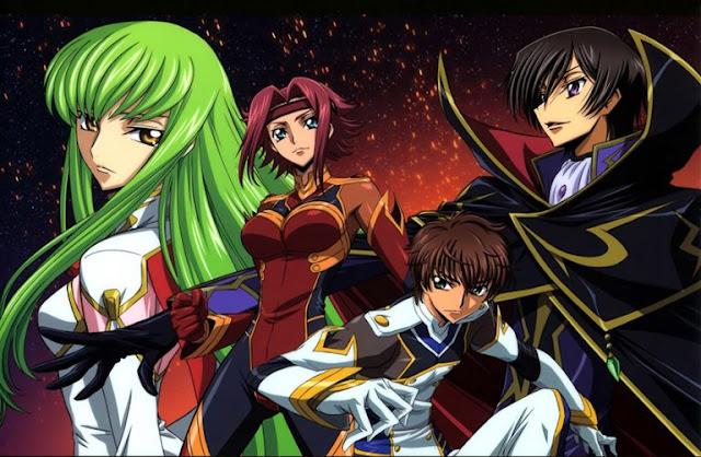 Manga Code Geass: Fukkatsu no Lelouch llegará en en abril