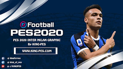 PES 2017 Graphic Menu FC Internazionale