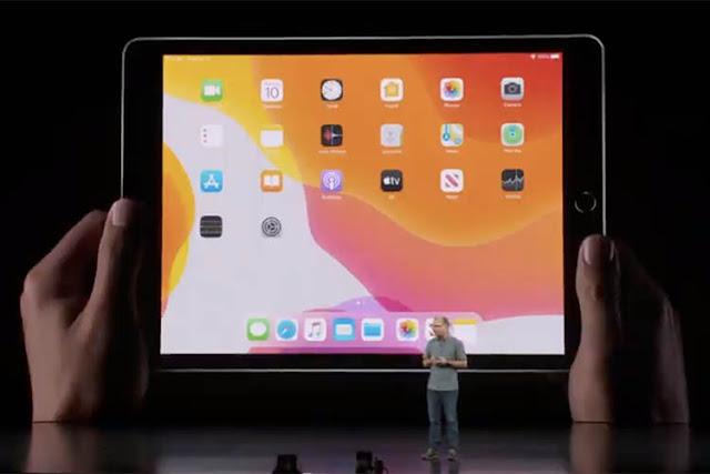 أبل تطلق جهاز iPad جديد بحجم 10.2 بوصة بسعر 329 دولارًا