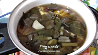 Resep Sayur Asem masakan Sunda Paket Komplit