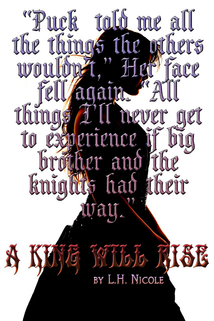 A King Will Rise with Vira and Puck
