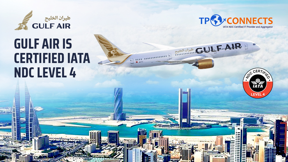 TPConnects partners with Gulf Air