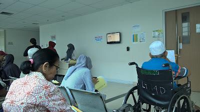 Terimakasih untuk dr. Putu Mira Indrayanti, Sp.OT Dokter RSUD Koja