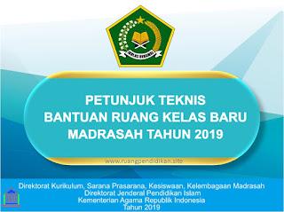 juknis bantuan RKB Madrasah 2019