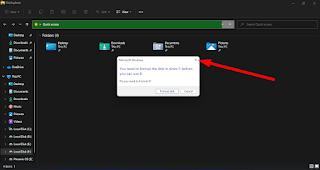Cara Mengatasi partisi Hardisk tidak terbaca di Windows