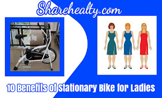 Benefits of Stationary Bike for Ladies