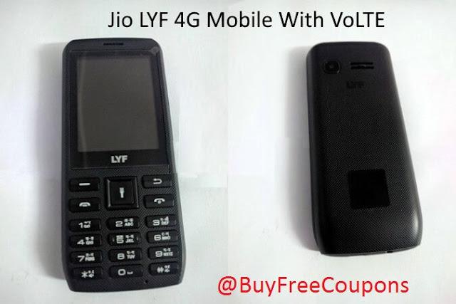 Buy Online Jio Lyf Easy Mobile