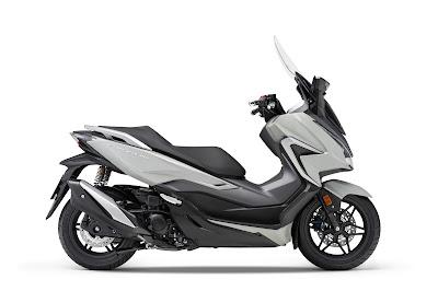 Φωτογραφίες Από Το Νέο Honda Forza 350 2021