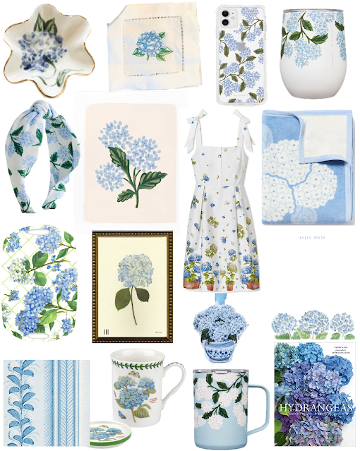 For the Hydrangea Lover
