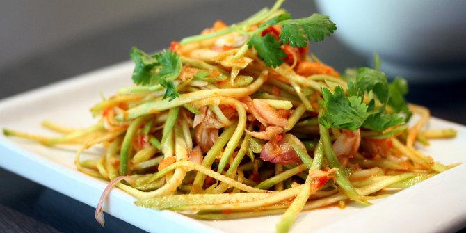 Resep Salad Mangga Khas Thailand