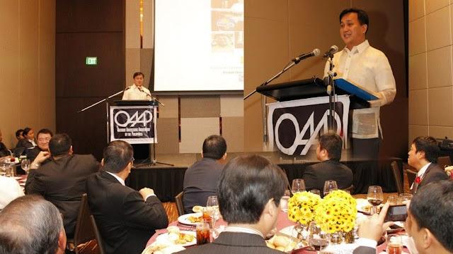 EDSA Billboard Update : MMDA Chairman Francis Tolentino's Message to the OAAP
