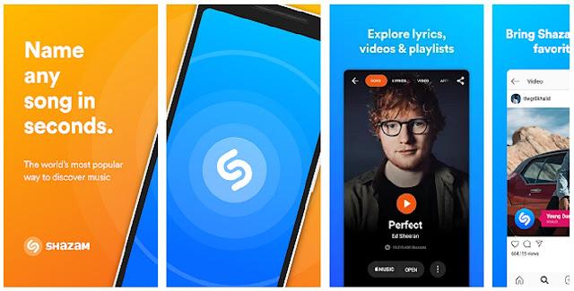 8 Aplikasi Pendeteksi Judul Lagu Yang Enak Didengar Terbaik Dan Terbaru 2019