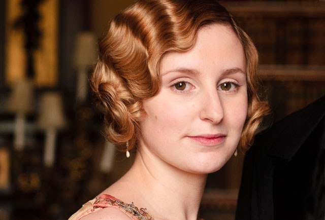 'Downton Abbey' Season 5 Episode 1 review |Edith Downton Abbey Hair