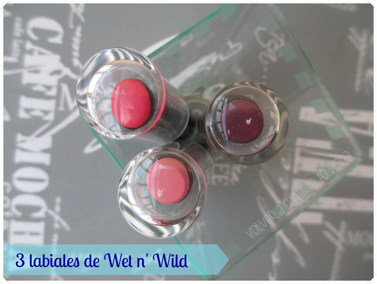 Labiales MegaLast Lip Color de Wet n' Wild