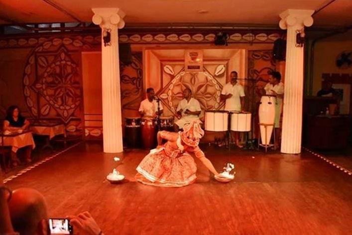 Show Folclórico em Salvador