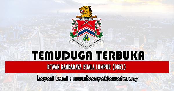 Temuduga Terbuka 2019 di Dewan Bandaraya Kuala Lumpur (DBKL)