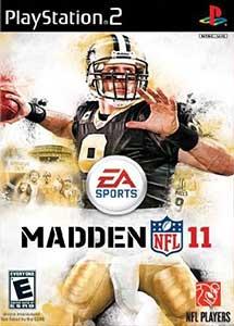 Madden NFL 11 PlayStation 2 ISO (MG-MF)