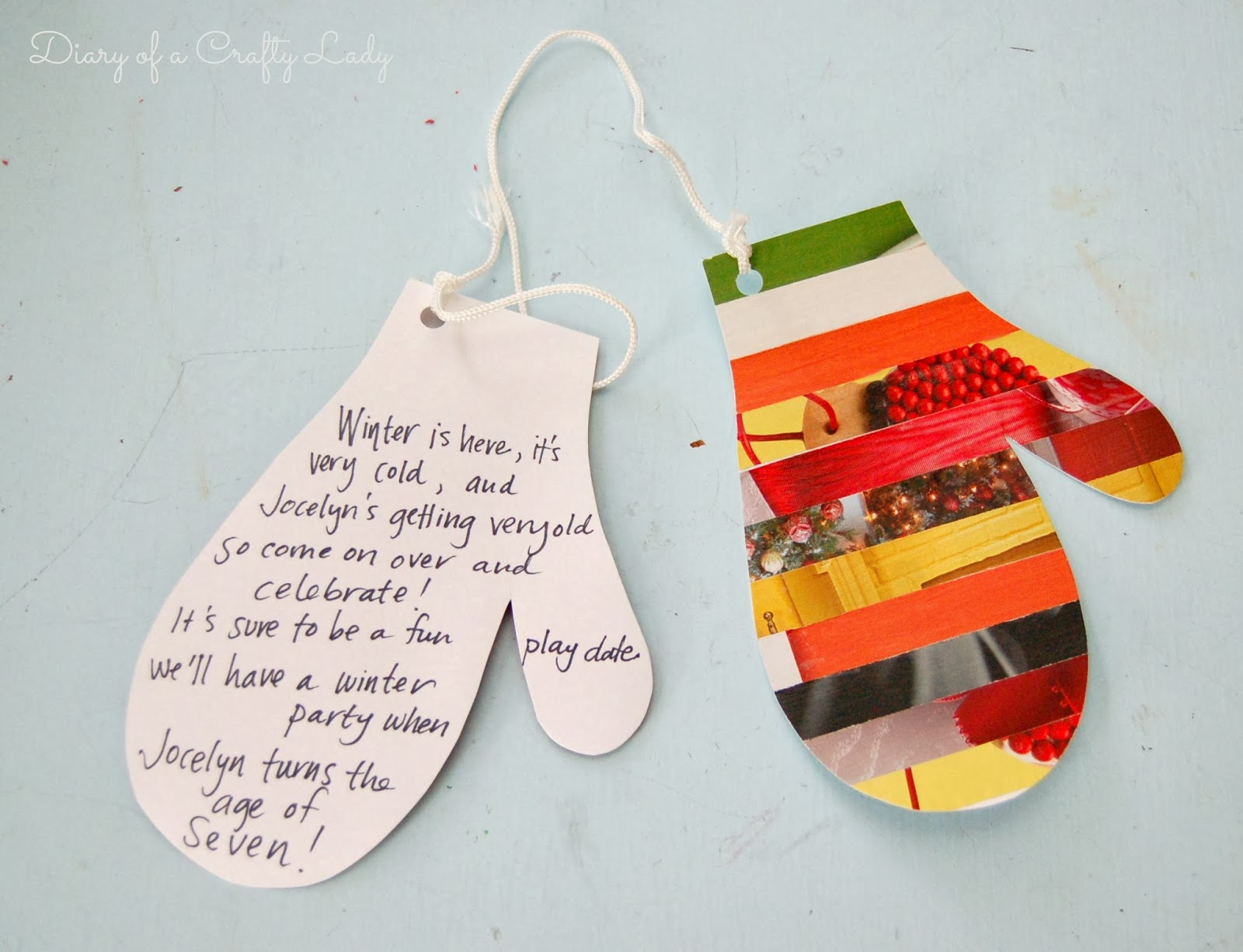 diary of a crafty lady our winter themed birthday party