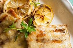 Grilled Mahi Mahi Recipe in a Lemon Butter Sauce {Paleo, Clean Eating, Gluten-Free, Keto} Recipes