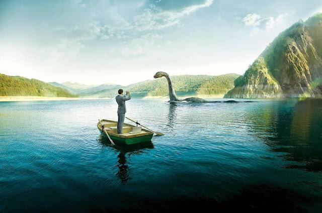 Sự thật về quái vật hồ Loch Ness bí ẩn là loài thủy quái thời tiền sử