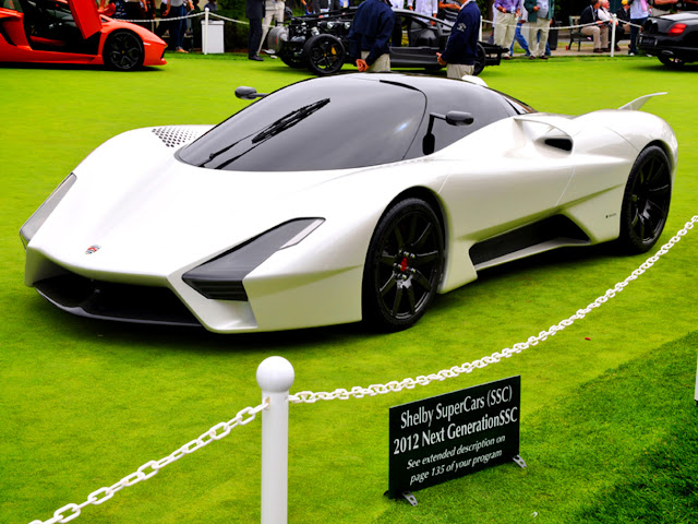 SSC Tuatara 6.9L V8 Twin Turbo