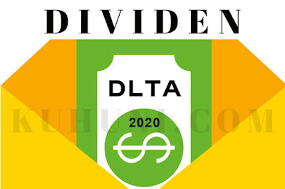 Jadwal Dividen DLTA 2020