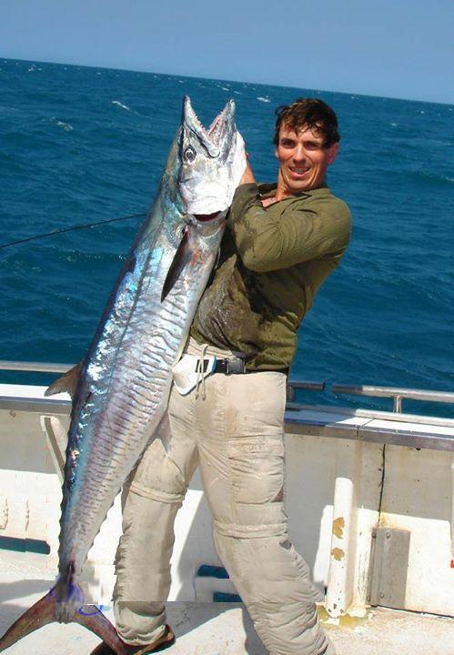 Big Fishes Of The World Mackerel Narrowbarred