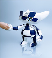 Robot Miraitowa