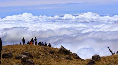 Gunung Bawakaraeng, Malino