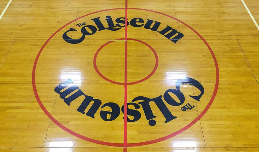 cleveland cavs parquet coliseum storia grace school
