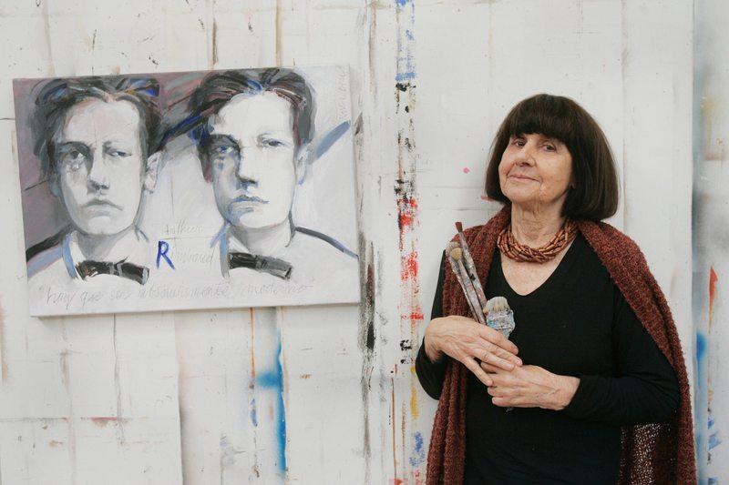 Roser Bru, la artista que pintaba con una especie de rara felicidad