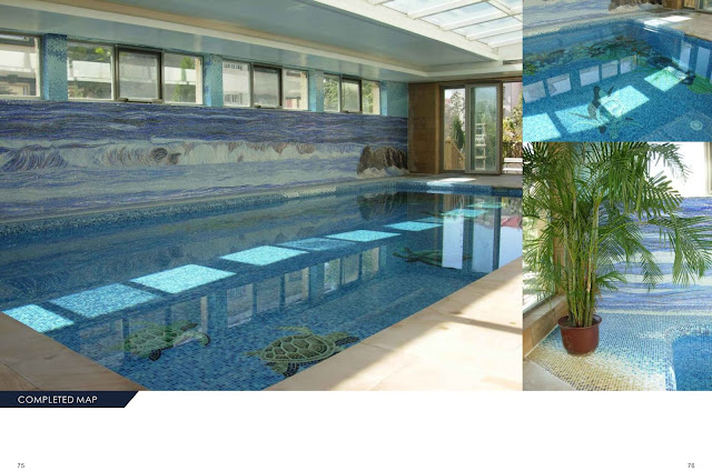 SWIMMING POOL TILES SUPPLIERS IN OMAN