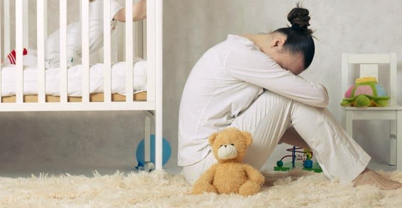 doğum sonrasında depresyon