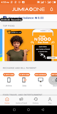 {Hot} How to Get Free N1000 - N20000 on Jumia One using N50