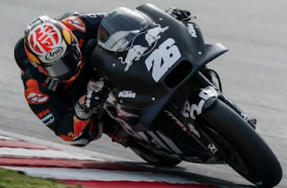 pedrosa MotoGP Shakedown