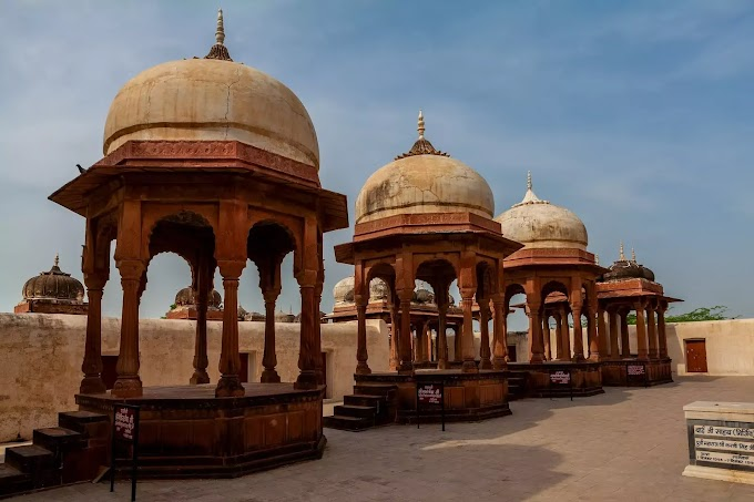 Top 10 Famous Historical Places in Rajasthan, India